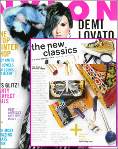 NYLON - Dec-Jan 2012-13